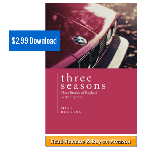 Three Seasons by Mike Robbins