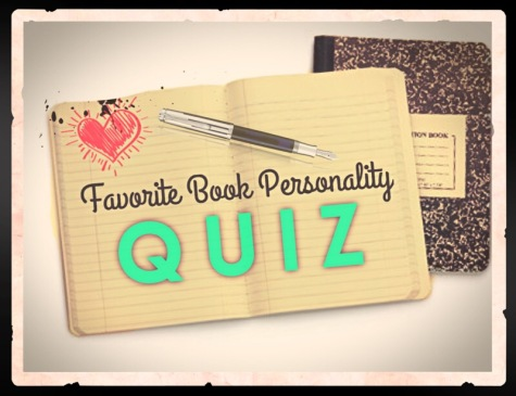 Quiz your favorite book and your personality