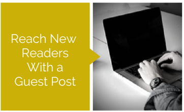 Guest Posting for Authors Reach Readers