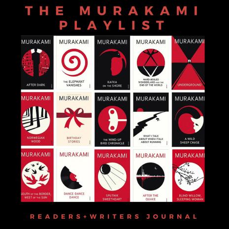 MURAKAMI PLAYLIST