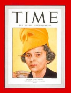Rebecca West Time Magazine