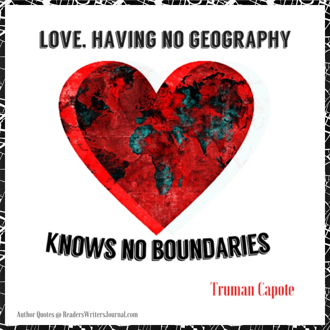 Truman Capote Quote on Love