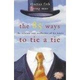 85 ways to tie a tie book