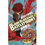 Blood Blockade Battlefront trending book