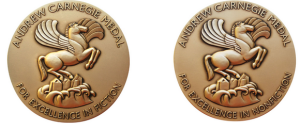 ALA Carnegie Awards Fiction and Nonfiction