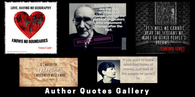 Quotes by Authors