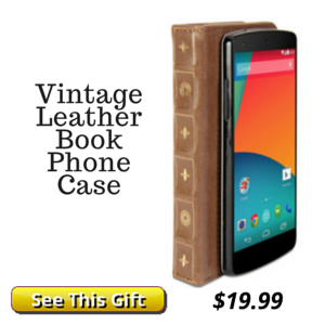 Cellphone Case Leather Book