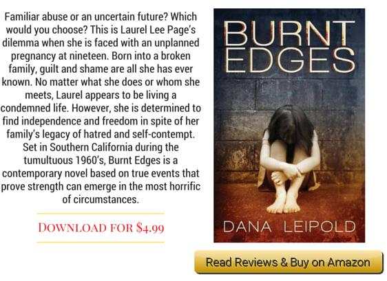 Burnt Edges on Amazon