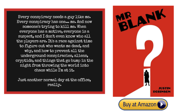 Buy Mister Blank on Amazon