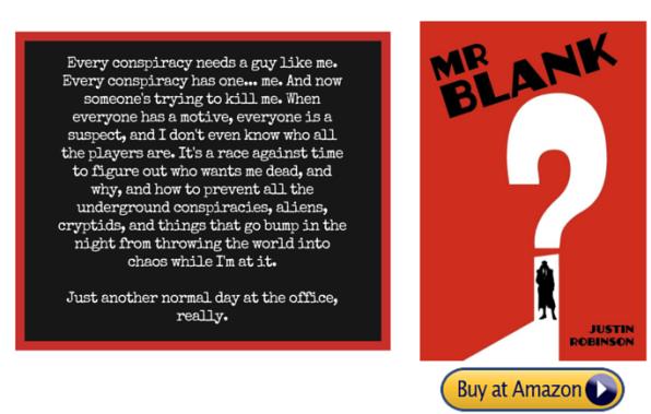 Buy Mister Blank on Amazon