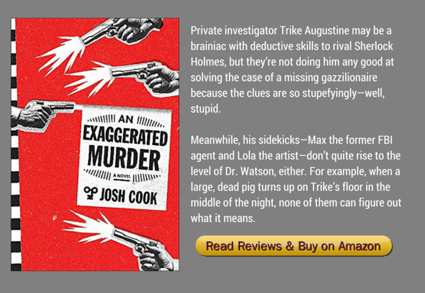 Exaggerated Murder on Amazon