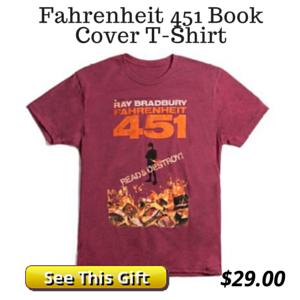 Ray Bradbury Literary T-Shirt