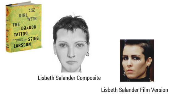 Lisbeth Salander Drawing