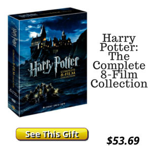 Complete Harry Potter Film Set on DVD