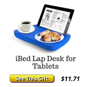 reading lap desk gift for readers