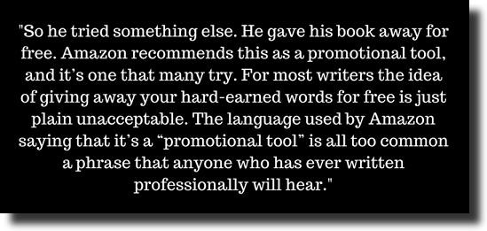 How Author Succeeded on Amazon