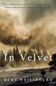 A non-stop thriller set in some of North America's wildest country, In Velvet takes you deep into the hearts of a hard case local detective and a Chicago cop as they take on a corrupt sheriff, a pathalogical poacher, and a lethal black ops manager to solve this ghastly mystery and restore the natural order in Yellowstone National Park.
