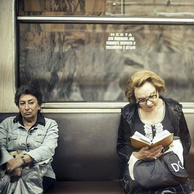 Moscow Subway Reading