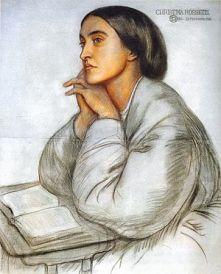 Christina Rossetti Portrait