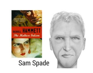 Maltese Falcon Sam Spade