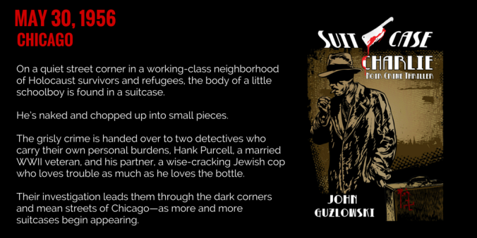 Suitcase Charlie Synopsis