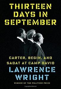 Thirteen Days in September Carnegie Medal