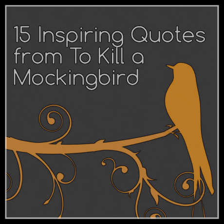 to kill a mockingbird walk in To kill a mockingbird atticus once said you never really know a man until you stand in his shoes and walk around in them examine characters and relationships in to kill a mockingbird, in order to illustrate this maxim.