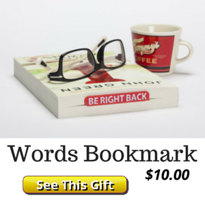 Bookmark Gift Idea