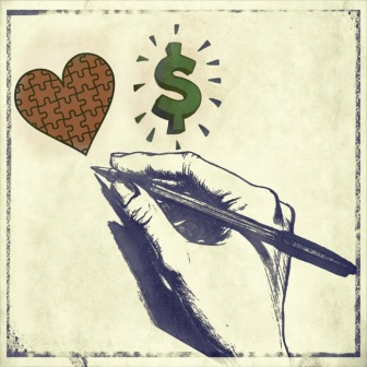 Write what you love or write what sells