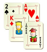 bid whist cards