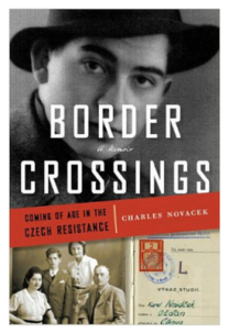 Indie Book Cover Border Crossings