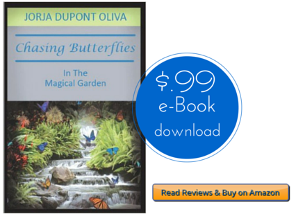 chasing butterflies on amazon