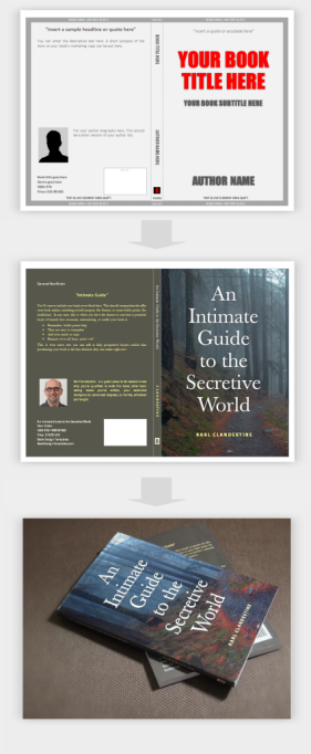 The Book Designer Cover Templates