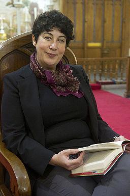 Author Joanne Harris  (photo: InfoGibraltar)