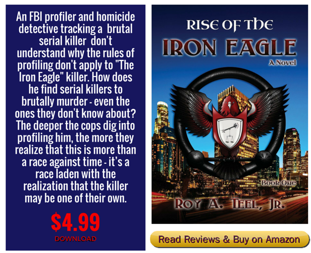Rise of the Iron Eagle on Amazon