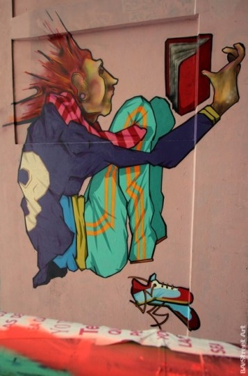Buenos Aires Punk Street Art