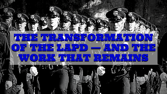 Reforming the LAPD