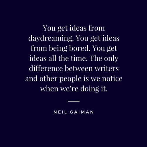 Author Quote About Writing