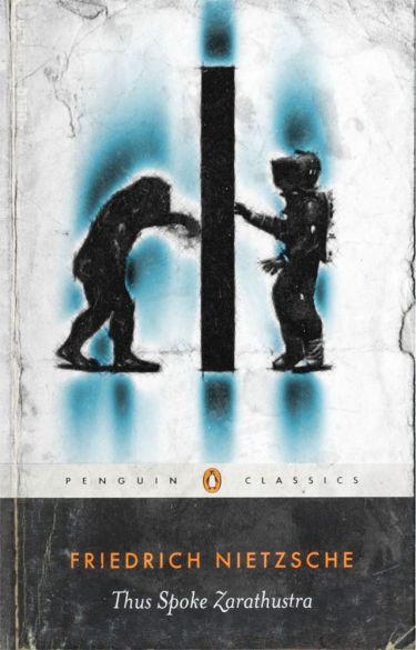 Nietzsche's Thus Spake Zarathustra as 2001 Space Odyssey