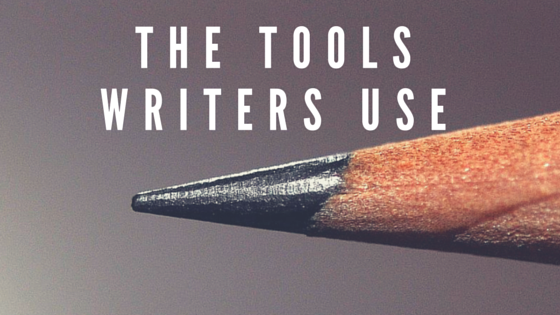 the tools writers use