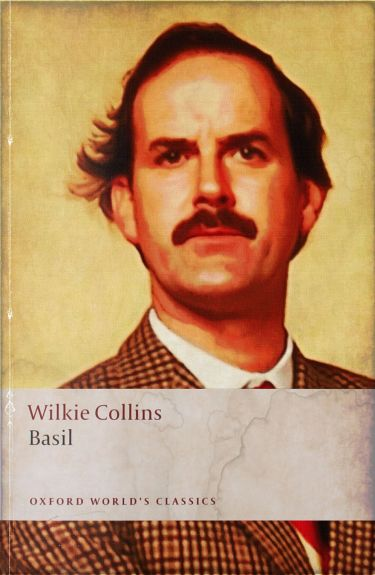 Wilkie Collins Basil Fawlty by Wintersixfour