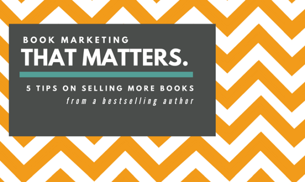 Author on Book Marketing that Matters
