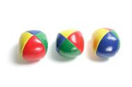 row of balls