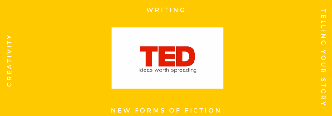 TED Talks on Writing and Creativity