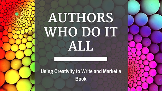 Using Creativity to Write and Market a Book