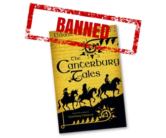 Canterbury Tales Banned