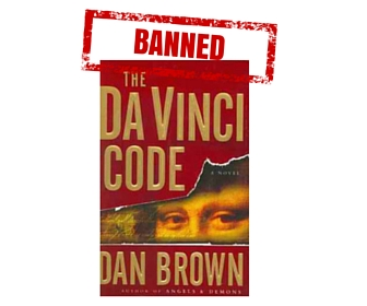 Da Vinci Code Banned Book