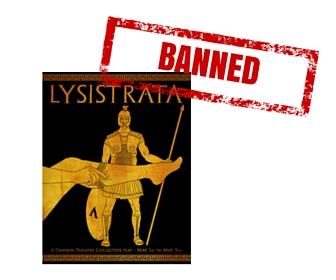 Lysistrata banned