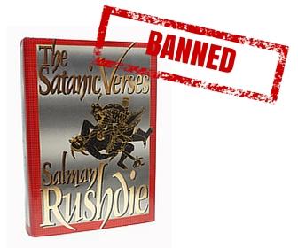 Satanic Verses Banned