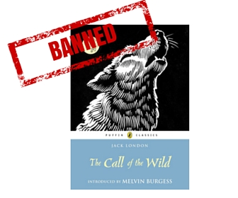 the call of the wild banned book